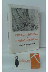 RIMAS, LEYENDAS Y CARTAS LITERARIAS