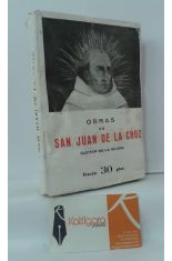 OBRAS DE SAN JUAN DE LA CRUZ, DOCTOR DE LA IGLESIA