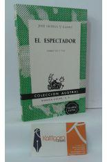 EL ESPECTADOR. TOMOS VII Y VIII