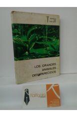 LOS GRANDES ANIMALES DESAPARECIDOS