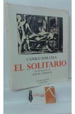 EL SOLITARIO. ILUSTRACIONES DE RAFAEL ZABALETA