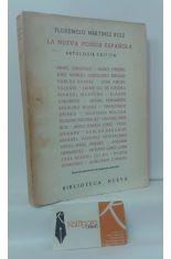 LA NUEVA POESÍA ESPAÑOLA, ANTOLOGÍA CRÍTICA. SEGUNDA GENERACIÓN DE POSTGUERRA (1955-1970)