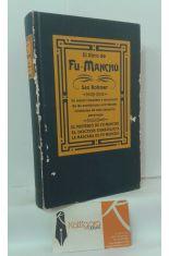 EL LIBRO DE FU-MANCHÚ: EL MISTERIO DE FU-MANCHÚ - EL DOCTOR DIABÓLICO - LA MÁSCARA DE FU-MANCHÚ