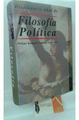 DICCIONARIO AKAL DE FILOSOFÍA POLÍTICA