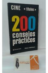 CINE (TÍTULOS). 200 CONSEJOS PRÁCTICOS