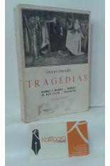 TRAGEDIAS. ROMEO Y JULIETA - HAMLET - EL REY LEAR - MACBETH