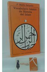 VOCABULARIO BÁSICO DE HISTORIA DEL ISLAM