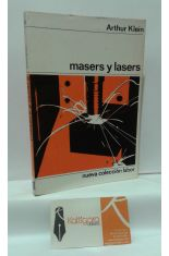 MASERS Y LASERS