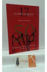 50 SEMANA DE MÚSICA RELIGIOSA DE CUENCA. CONCIERTO 17, IGLESIA DE ARCAS