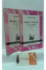 PRIMERA ANTOLOGÍA DE SUS VERSOS (1918-1941) + SEGUNDA ANTOLOGÍA DE SUS VERSOS (1941-1967)