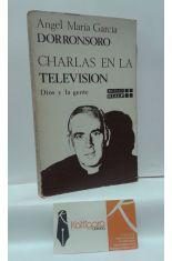 CHARLAS EN LA TELEVISIÓN, DIOS Y LA GENTE
