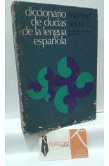 DICCIONARIO DE DUDAS DE LA LENGUA ESPAÑOLA