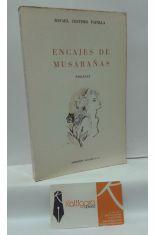 ENCAJES DE MUSARAÑAS, POESÍAS