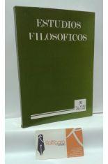 ESTUDIOS FILOSÓFICOS 91. VOL. XXXII, AÑO 1983
