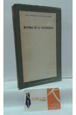 HISTORIA DE LA NATURALEZA