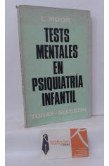 TESTS MENTALES EN PSIQUIATRÍA INFANTIL