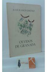 OLVIDOS DE GRANADA (1924-1928)