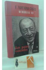 LOS PASOS CONTADOS. MEMORIAS III