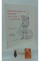 EXPOSICION DE INDUSTRIAS ARTESANAS DE LA LECHE Y SUS DERIVADOS