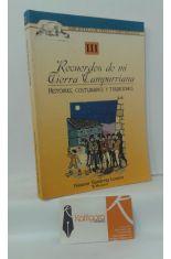 RECUERDOS DE MI TIERRA CAMPURRIANA. HISTORIAS, COSTUMBRES Y TRADICIONES
