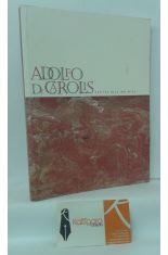 ADOLFO DE CAROLIS, CON LOS OJOS DEL MITO