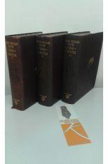 OBRAS COMPLETAS DE JOHANN WOLFGANG GOETHE (3 TOMOS)