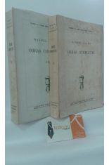 OBRAS COMPLETAS (TOMOS I Y II)