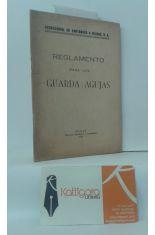 REGLAMENTO PARA LOS GUARDA-AGUJAS. FERROCARRIL SANTANDER A BILBAO S.A.