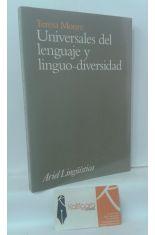 UNIVERSALES DEL LENGUAJE Y LINGUO-DIVERSIDAD