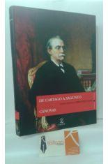 DE CARTAGO A SAGUNTO - CÁNOVAS