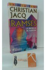 RAMSÉS. LA BATALLA DE KADESH