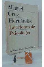 LECCIONES DE PSICOLOGÍA