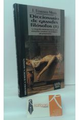 DICCIONARIO DE GRANDES FILÓSOFOS (I)