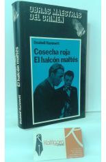 COSECHA ROJA - EL HALCÓN MALTÉS
