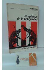 LOS GRIEGOS DE LA ANTIGÜEDAD