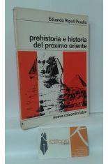PREHISTORIA E HISTORIA DEL PRÓXIMO ORIENTE