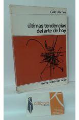 ÚLTIMAS TENDENCIAS DEL ARTE DE HOY
