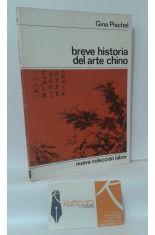 BREVE HISTORIA DEL ARTE CHINO