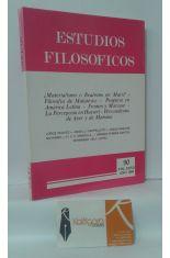 ESTUDIOS FILOSÓFICOS 90. VOL. XXXII, AÑO 1983
