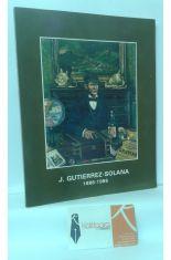 J. GUTIÉRREZ SOLANA 1886-1986