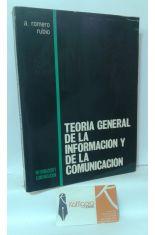 TEORÍA GENERAL DE LA INFORMACIÓN Y DE LA COMUNICACIÓN