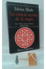 LA CIENCIA SECRETA DE LA MAGIA, LOS LIBROS DE LOS BRUJOS