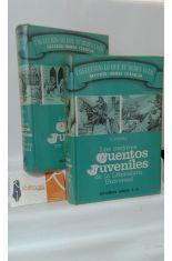 LOS MEJORES CUENTOS JUVENILES DE LA LITERATURA UNIVERSAL (2 TOMOS)