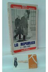 LA REPÚBLICA I. 1931-1932