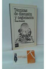 TÉCNICAS DE DISCUSIÓN Y NEGOCIACIÓN