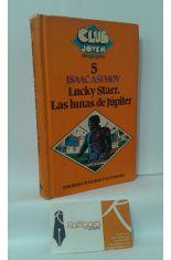 LUCKY STARR, LAS LUNAS DE JÚPITER