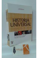 HISTORIA UNIVERSAL. 4, DE LA PRIMERA GUERRA MUNDIAL A LA ACTUALIDAD