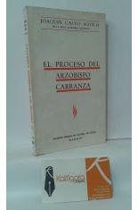 EL PROCESO DEL ARZOBISPO CARRANZA