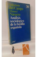 ANÁLISIS SOCIOLÓGICO DE LA FAMILIA ESPAÑOLA