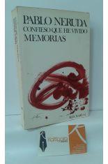 CONFIESO QUE HE VIVIDO, MEMORIAS